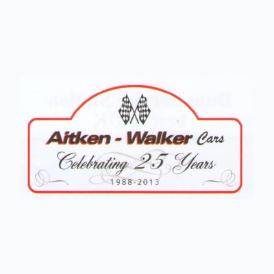 Aiken Walker Cars